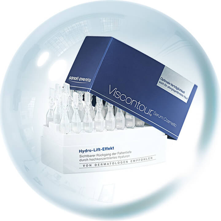 Viscontour® SERUM Teaser