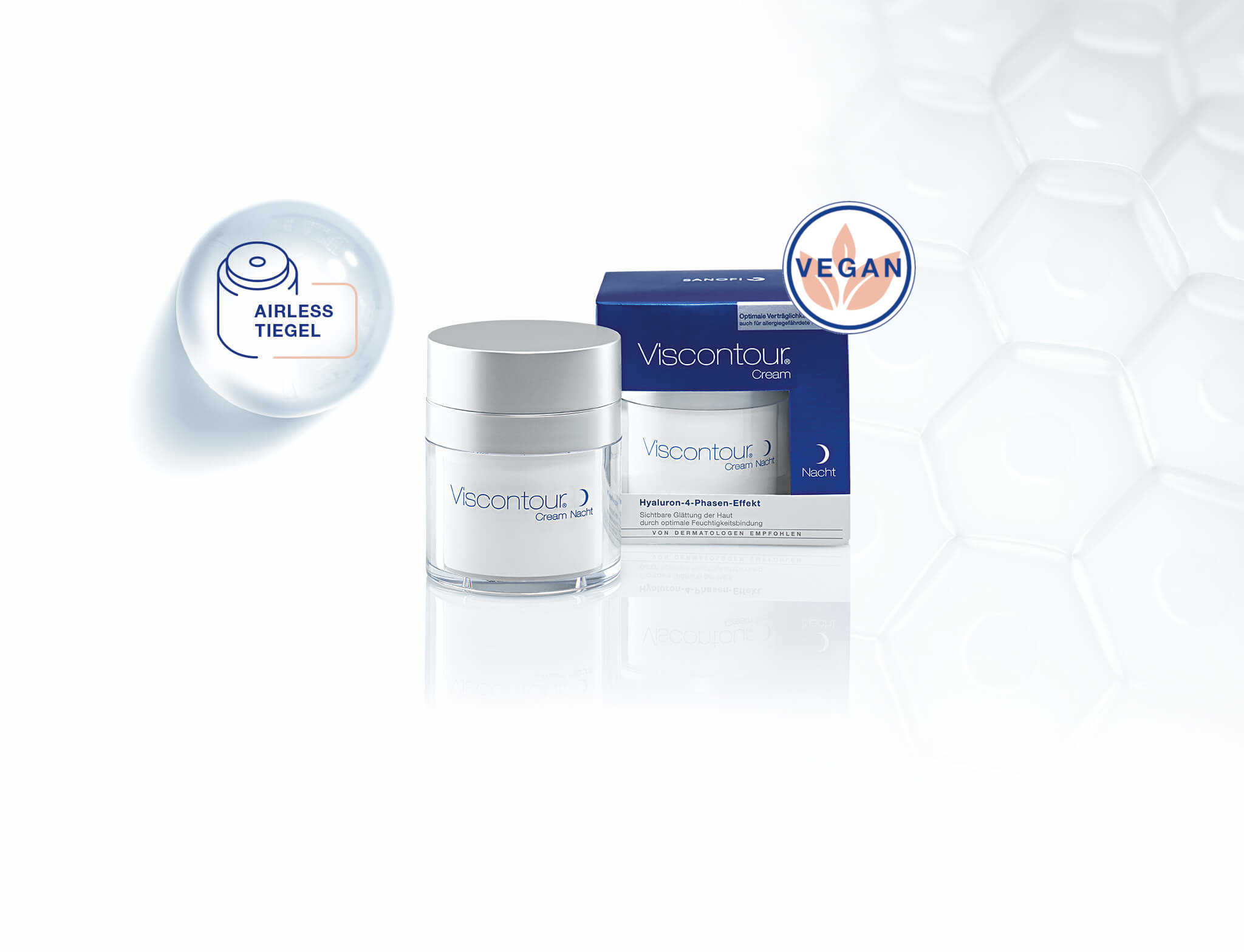 VISCONTOUR® CREAM NACHT